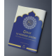 THE LAST TENTH, ARABIC TEXT WITH FRENCH MEANINGS